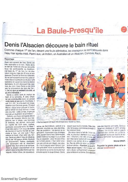 Presse bain 17010116